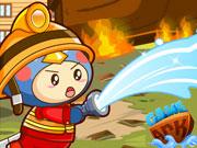 Brave Firefigh ..