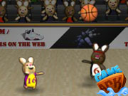 Bunny basketball