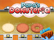 Papa's Donuter ..