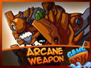 Arcane Weapon
